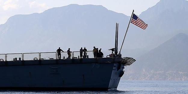 ''ABD, Adalarımızı yakından takip ediyor''