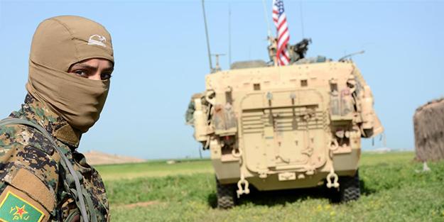 ABD ağzındaki baklayı çıkardı: YPG'yi terör örgütü olarak tanımlamıyoruz