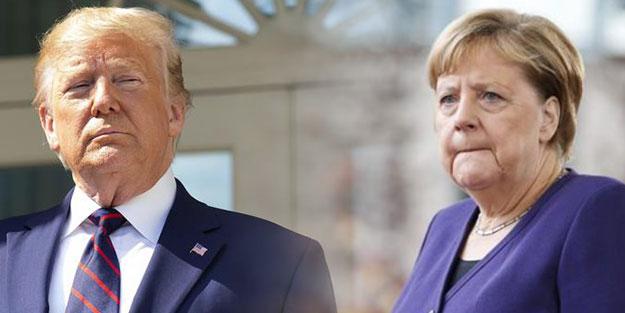 """ABD Almanya'nın maskelerine el koydu kriz patlak verdi! """"Atlantik ötesiyle böyle başa çıkamayız"""""""