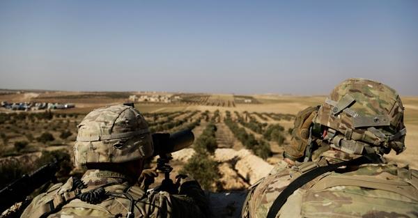 ABD askerleri Türkiye'yi izliyor!