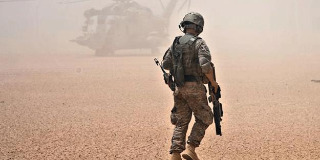 ABD Askerlerine bombalı saldırı: Ölü ve yaralılar var…