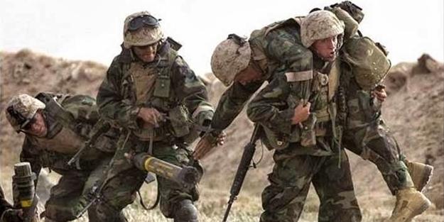 ABD askerlerine saldırı: 8 ölü!