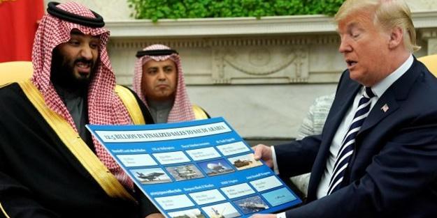 ABD basınından çarpıcı yazı: Prens Selman'ın bağımlılığı onu kırılgan yaptı
