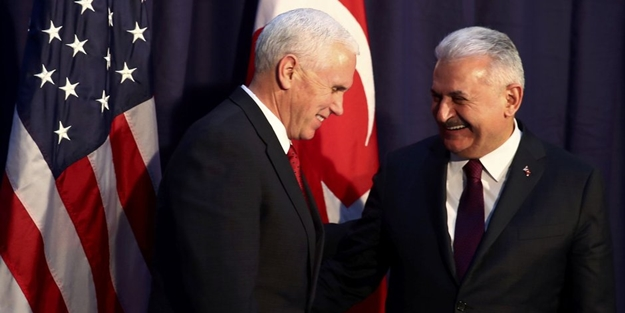 ABD Başkan yardımcısından Türkiye açıklaması