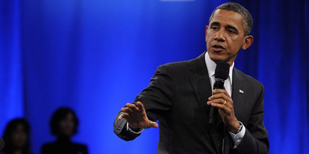 Obama: Esed'i devirmek hata olurdu