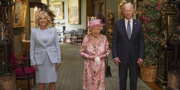 ABD Başkanı Biden: Kraliçe bana annemi hatırlattı