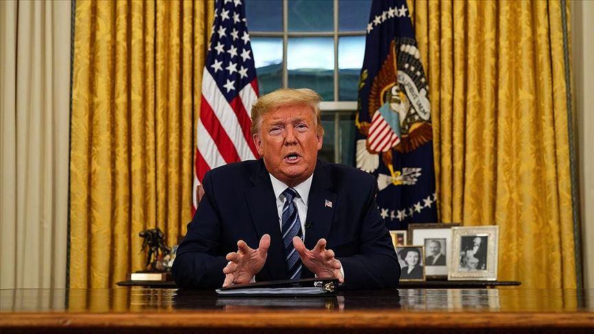 ABD Başkanı Trump: İran talep ederse Kovid-19 ile mücadele için yardım edebiliriz