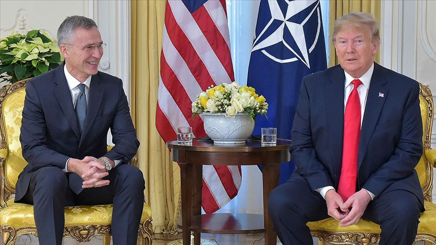 ABD Başkanı Trump: Türkiye savaş uçağı için Rusya veya Çin'e yönelebilir