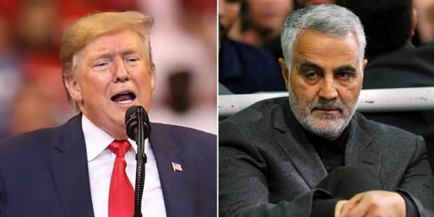 ABD Başkanı Trump'tan İran'a büyük tehdit!