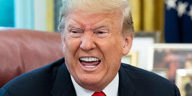 ABD Başkanı Trump'tan yeni Türkiye açıklaması! Açık açık tehdit etti