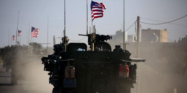 ABD çekilmiyor aksine yerleşiyor! Suriye'ye 150 TIR'la skandal sevkiyat