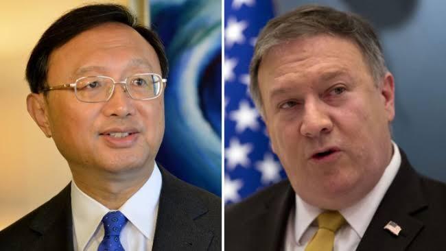 """""""ABD Çin'in işlerine karışmasın!"""""""