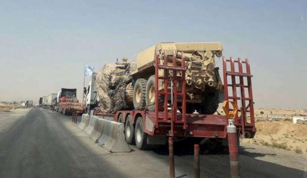 ABD, DAEŞ'i bahane ediyor! PKK'ya sevkiyat sürüyor