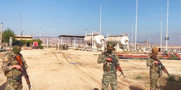 ABD desteği ile işgal edildi! PKK'nın petrolünü İsrail satacak