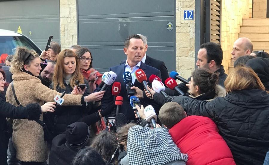 ABD elçisinden Kosova ile Sırbistan arasındaki ilişkileri düzeltme ziyareti