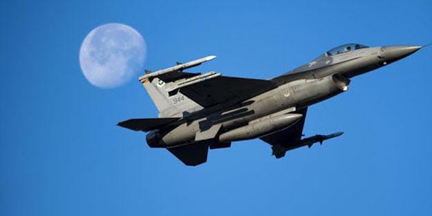 ABD F-16'ları Bağdat'ta saldırı düzenledi