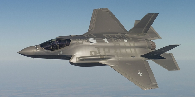 ABD, F-35'in katilini Rusya'da buldu