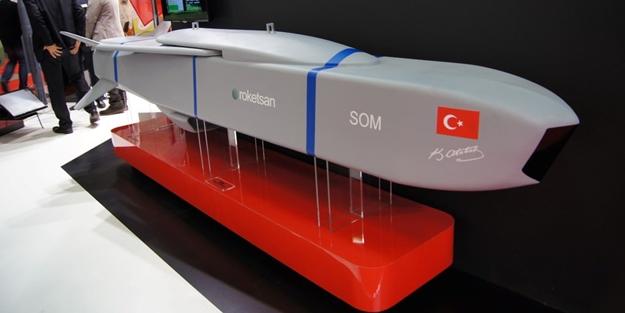 ABD F-35'ine Türk füzesi