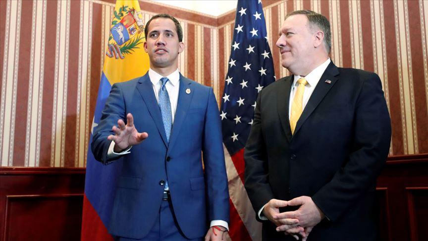 ABD, Guaido'ya destek için daha fazla adım atacak
