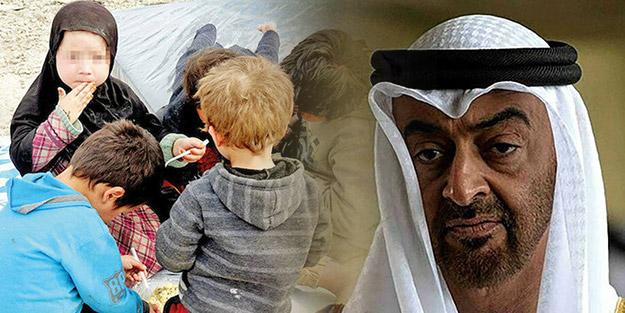 ABD güdümlü BAE alçaklıkta sınır tanımıyor! Veliaht Prens Muhammed bin Zayed, Suriye'de çocuk ve organ ticaretine başladı
