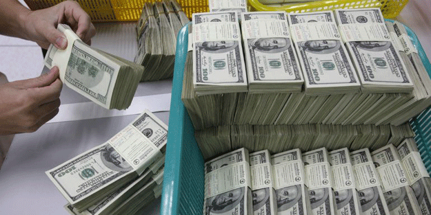 ABD şok etti! Tam 4 trilyon dolar...