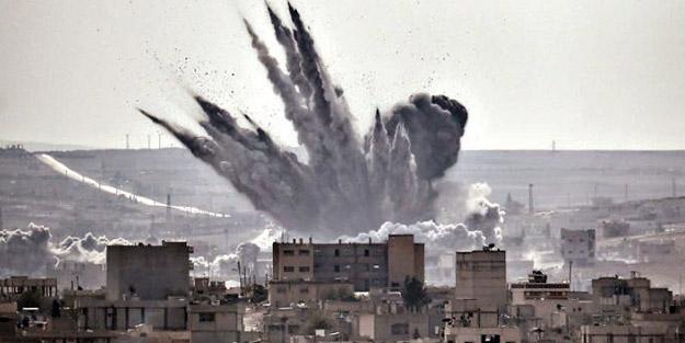 ABD İdlib'i YPG/PKK için vurdu