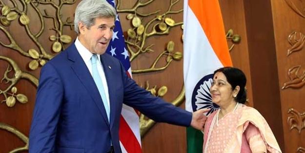 ABD ile Hindistan o ülkeye karşı birleşti