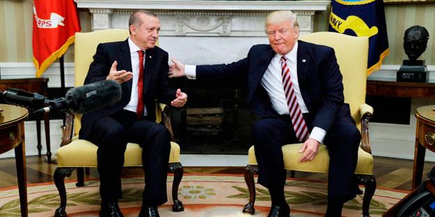 ABD ile ilişkilerin seyri somut adımlara bağlı