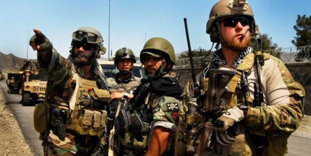 ABD ilk kara gücünü Suriye'ye konuşlandırdı