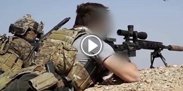 ABD, İngiltere ve Fransa askerleri PKK ile kol kola