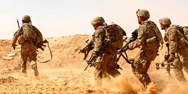 ABD İran destekli Hizbullah güçlerini vurdu