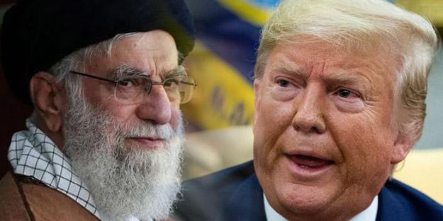 ABD-İran geriliminde son perde! Trump'tan Hamaney'e çok sert uyarı