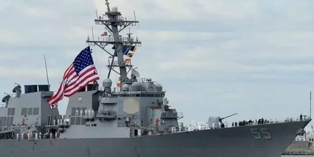 ABD kritik bölgeye savaş gemisi göndermişti! Tepki geldi: Karşılık vermeye hazırız