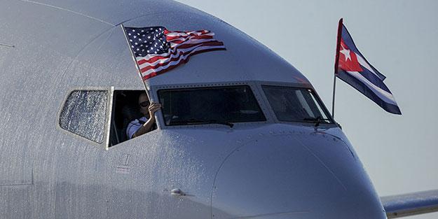 Maduro'yu bahane eden ABD, uçuşları yasakladı!