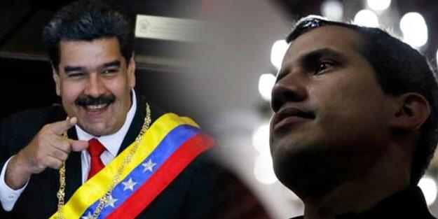 ABD kuklası Guaido'dan suikast açıklaması