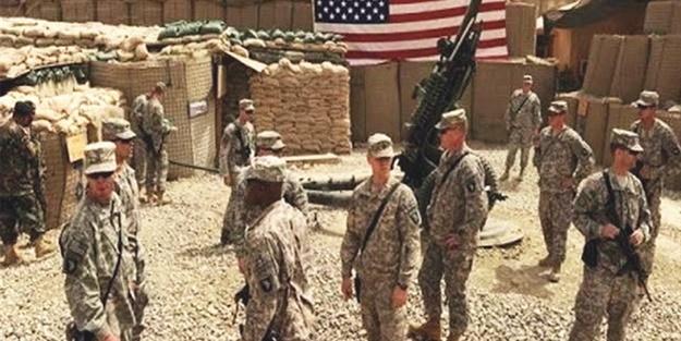 ABD maşa örgütü olan DEAŞ'ı yeraltına gizledi!