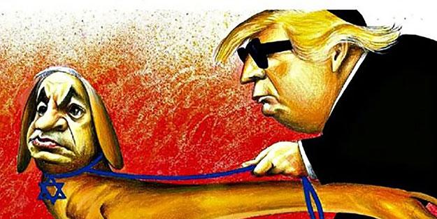 ABD medyası Siyonizm'in kıskacında! Siyonistler, NYT'yi bir karikatürle teslim aldı