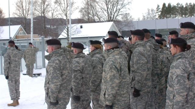 ABD Norveç'te konuşlanmayı planlıyor