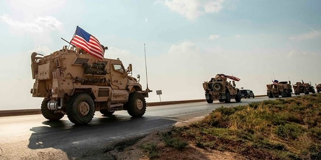 ABD ordusu Ayn el Arab'a geri döndü
