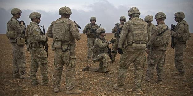 ABD ordusu Rus askerlerinin yolunu kesti