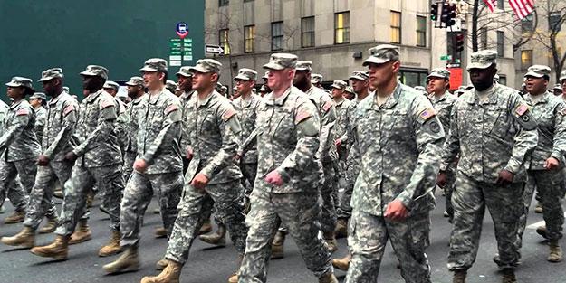 ABD ordusundaki koronavirüs bilançosu yükseliyor