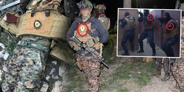 ABD özel olarak eğittiği teröristleri, TSK imha etti