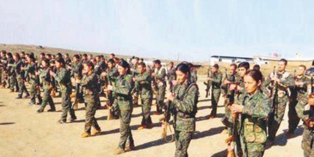 ABD, PKK kampı kurdu… Teröristleri maaşa bağladı!