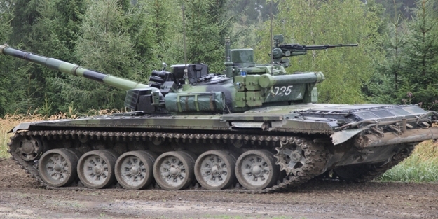 ABD, Rus tankını vurdu