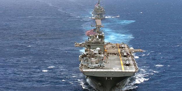 ABD, Rusya'ya karşı düğmeye bastı