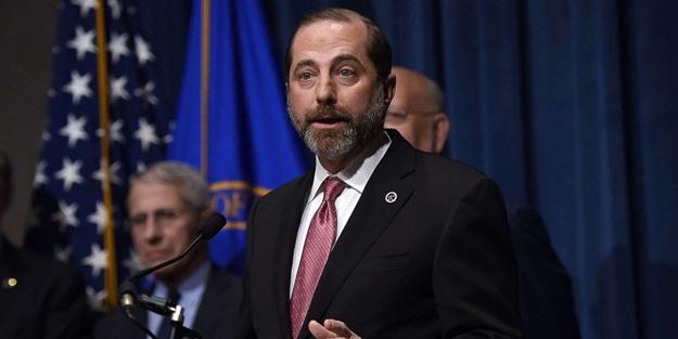 ABD Sağlık Bakanı'ndan ülkeyi endişelendiren koronavirüs açıklaması: Devir kapanıyor