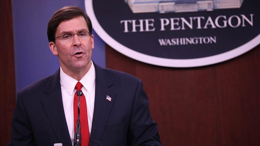 ABD Savunma Bakanı Esper, Taliban'ın yapılan anlaşmaya kısmen uyduğunu açıkladı