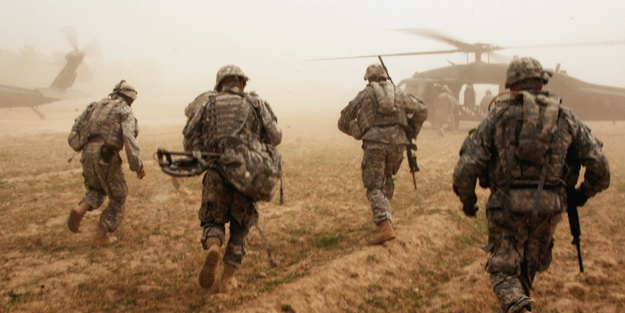 ABD Suriye sınırına 600 asker gönderdi