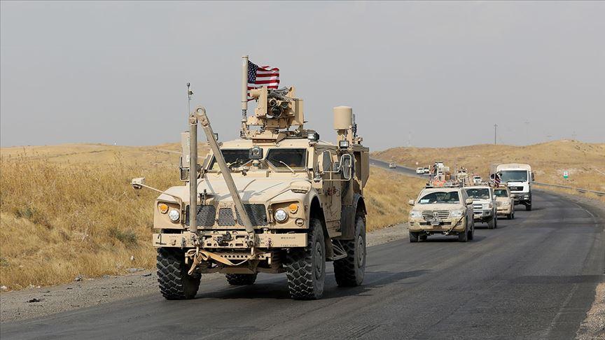 ABD Suriye'de petrol sahalarına takviye güç göndermeyi sürdürüyor