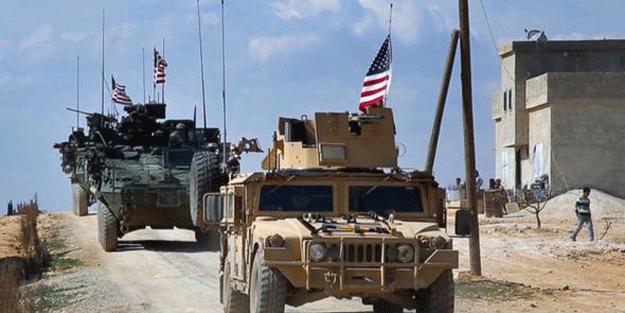 ABD, Suriye'de YPG'ye müdahale etti!